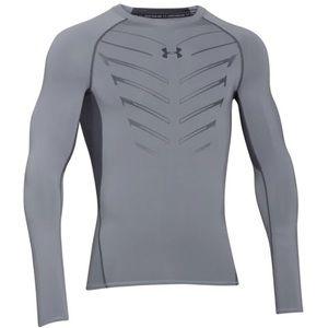 UA HeatGear Armour Compression Shirt